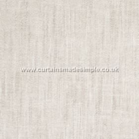 Terracota - 07 - Subtle grey streaks patterning a very pale grey-white coloured fabric background made from cotton and polyester