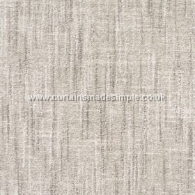 Terracota - 06 - Streaky cotton-polyester blend fabric made in shades of grey, off-white and cream