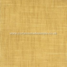 Terracota - 05 - Patchy golden honey coloured fabric made from a mix of cotton and polyester