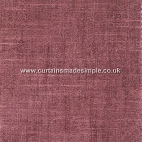 Terracota - 12 - Cotton-polyester blend fabric made in a patchy plum-pink colour