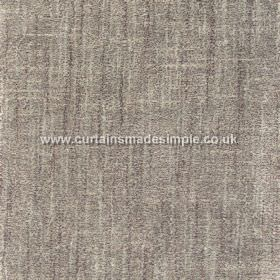 Terracota - 11 - Fabric made in patchy shades of grey and cream from a blend of cotton and polyester