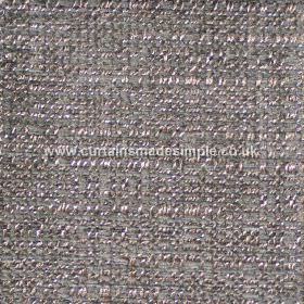 Oceanic - 29 - Fabric woven from polyester, cotton and viscose, which includes dark grey, light purple and white coloured threads