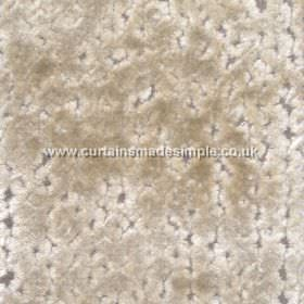 Atlantis - 06 - Gold, cream and grey coloured viscose fabric with a slightly blotchy finish