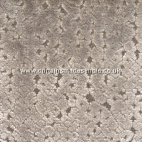 Atlantis - 01 - Fabric made from viscose with a blotchy finish in various shades of grey and cream