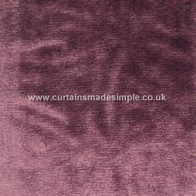 Murano - 32 - Slightly mottled aubergine coloured fabric made from viscose