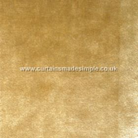 Murano - 15 - 100% viscose fabric in a warm honey colour, with some subtle mottling due to a slight texture