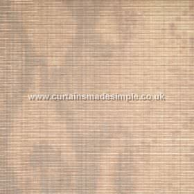 Aida - 08 - Light cream and caramel patches on a light grey-brown coloured fabric blended from cotton, polyamide and polyester