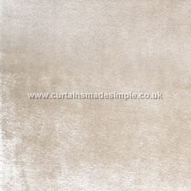 Murano - 07 - Patchy white and cream coloured fabric made entirely from viscose