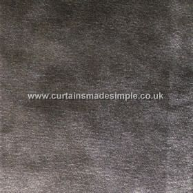 Murano - 19 - Dark and mid-grey coloured patchy viscose fabric