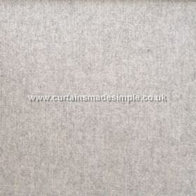 Scotland - 19 - Mottled grey wool and polyamide blend fabric