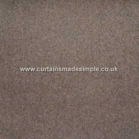 Scotland - 01 - Fabric made from wool and polyamide with a mottled finish in grey and dark brown