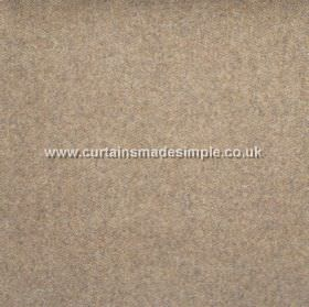 Scotland - 21 - Golden cream and grey coloured wool and polyamide blend fabric with a slightly mottled finish