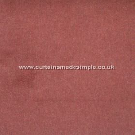 Scotland - 12 - Wool-polyamide blend fabric in dusky red with a very slight mottling in light brown