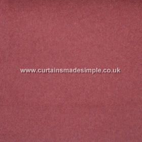 Scotland - 02 - Dusky raspberry coloured fabric made from wool and polyamide, covered with a very light, sublte mottling in light brown
