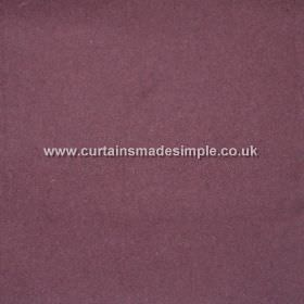 Scotland - 22 - Very subtly mottled aubergine coloured fabric blended from wool and polyamide