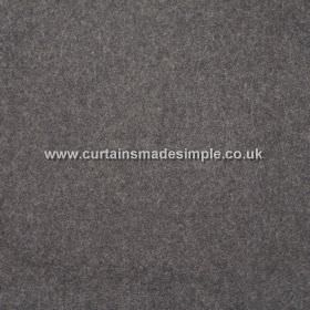 Scotland - 10 - Very dark grey coloured fabric made from wool and polyamide, which is very slightly mottled