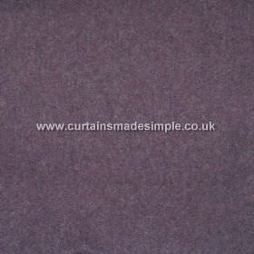 Scotland - 09 - Fabric blended from wool and polyamide in iron grey and dark purple with a mottled effect
