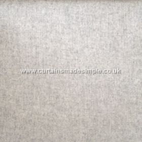 Scotland - 49 - White-grey fabric blended from wool and polyamide, with a subtle mottled finish