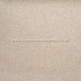 Scotland - 33 - Light brown coloured limestone effect fabric made from wool and polyamide