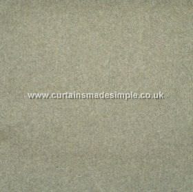 Scotland - 03 - Dusty green coloured wool-polyamide blend fabric with a subtle mottled finish