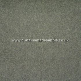 Scotland - 13 - Fabric blended from wool and polyamide in mottled dusky green and mid-grey colours