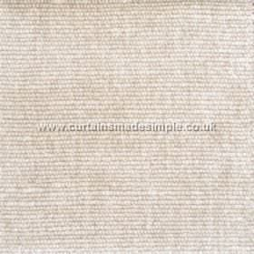 Gobi - 06 - Thick, slightly textured cream and biscuit coloured fabric made from viscose, jute and cotton