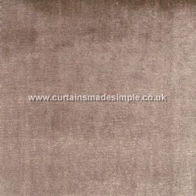 Touch - 12 - Matt pewter coloured fabric made entirely from viscose
