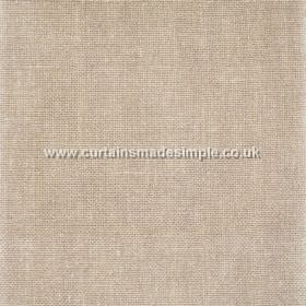 Khan - 11 - Linen fabric in a pale shade of brown