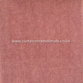 Khan - 12 - Dusky red coloured fabric made entirely from linen