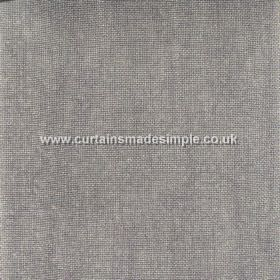Khan - 29 - Iron grey and light grey threads woven into 100% linen fabric