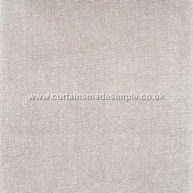 Khan - 39 - Pale grey-white woven fabric made with a 100% linen content