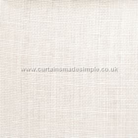 Victoria - 07 - 100% linen fabric woven together in two very similar shades ofoff-white