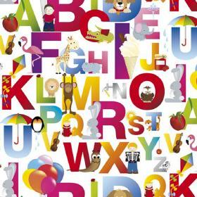 Alphabet And Animals - Photo Digital - Children