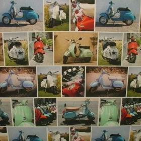Moped Multi - Multi Coloured -