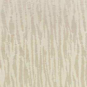 Malindi - Antique White - A subtle animal stripe design patterning polyester and viscose blend fabric in two similar pale shades of grey