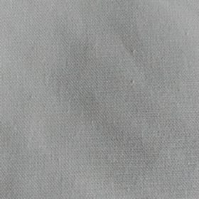 Marc - White - 100% cotton fabric made in a classic, versatile light grey colour