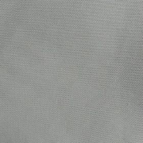 Marc - Natural - 100% cotton fabric made in a plain cloud grey colour