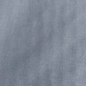 Marc - Blue - Plain fabric made from 100% cotton in a classic shade of blue-grey