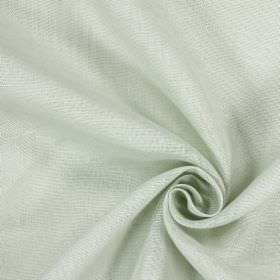 Alaska - Silver - Light grey-cream coloured fabric made from 100% linen which is slightly patchy in colour
