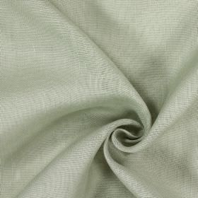 Alaska - Cement - Patchy grey-beige 100% linen fabric