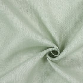 Alaska - Thyme - Fabric made from 100% linen with patchy light grey-beige and off-white colours