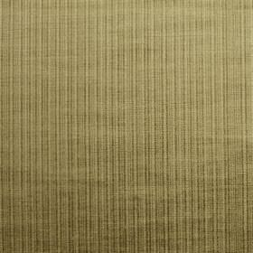 Dome - Willow - Pinstripe patterned fabric combining cotton and viscose, made in several different shades of olive green