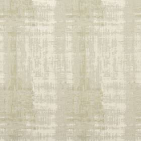 Tallulah - Burnished - Fabric made from a mixture of cotton and polyester with patchy white and light biscuit colouring