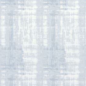 Tallulah - Sterling - Light grey and white coloured cotton-polyester blend fabric with a patchy finish