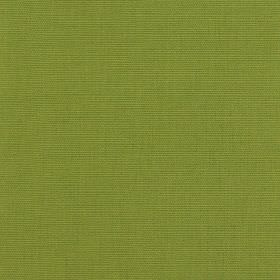 Panama - Evergreen - Unpatterned light apple green coloured cotton fabric