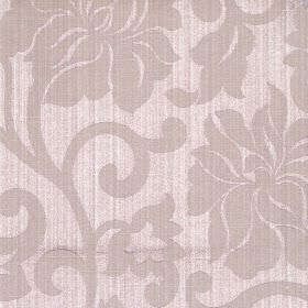 Newbury - Lavender - Lavender purple fabric with classic floral pattern