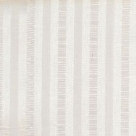 Stratford - Pearl - Pearl white fabric with stripes