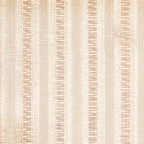 Stratford - Sand - Sand colour fabric with stripes