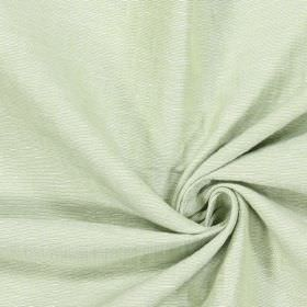 Chianti - Apple - Fabric in a plain shade of light green-grey
