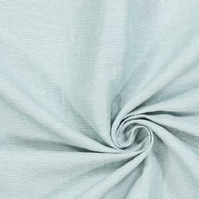 Chianti - Azure - Plain very light blue-grey coloured fabric